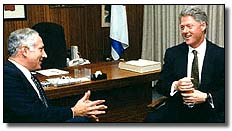 Clinton-Netanyahu meeting
